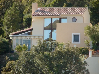 Holyday villa situated in La londe Les Maures